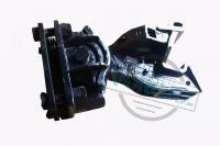 Автосцепка СА-3 мотовозная (паровозного типа) фото1