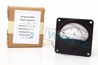 Амперметр Э8021 фото1