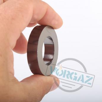 Кольцо графитовое ТМГ-Ф В2-42Х24Х9-В-И1 фото 3