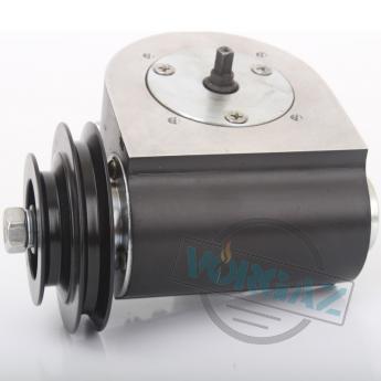 Общий вид 1 редуктора для привода стакана консистометра КЦ-3