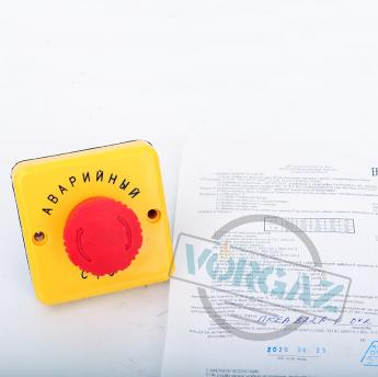 Пост управления кнопочный ПКЕА-822А-1 О 2 фото 1