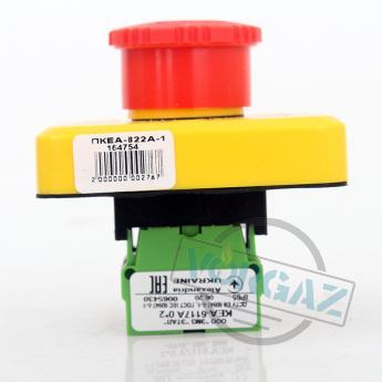 Пост управления кнопочный ПКЕА-822А-1 О 2 фото 2