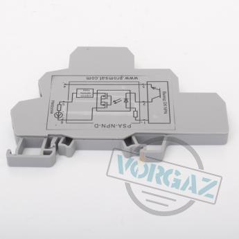 Преобразователь сигналов PSA-NPN-D в сухой контакт с гальванческой развязкой фото 2
