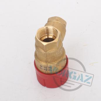 Prescor клапан предохранительный 3 bar 1-2 резьбовой - фото №1