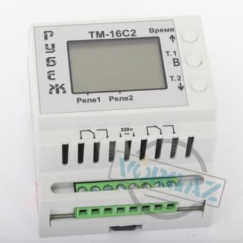 Программируемый таймер ТМ-16С2 - фото 1