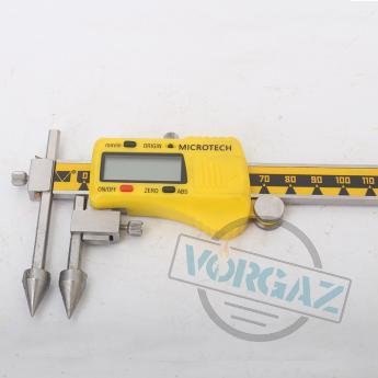 Штангенциркуль для измерения межцентровых расстояний ШЦЦМ-300 фото 3